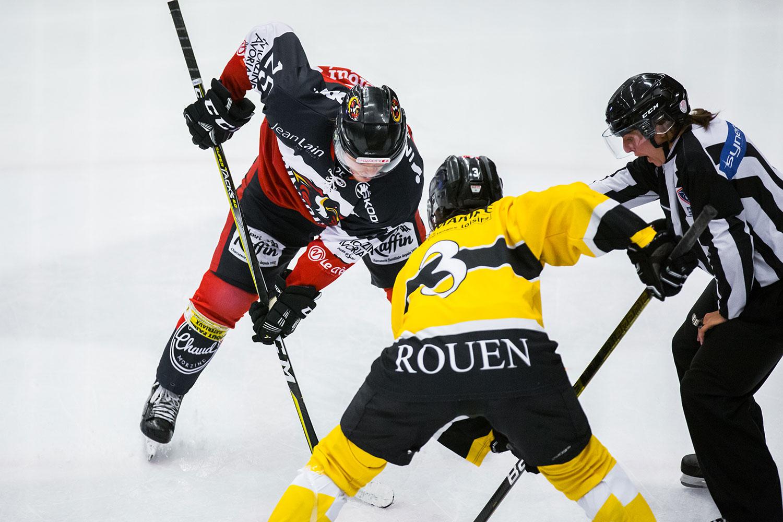 Hockey Rouen Calendrier.A Rouen Pour Conclure Hockey Club Morzine Avoriaz